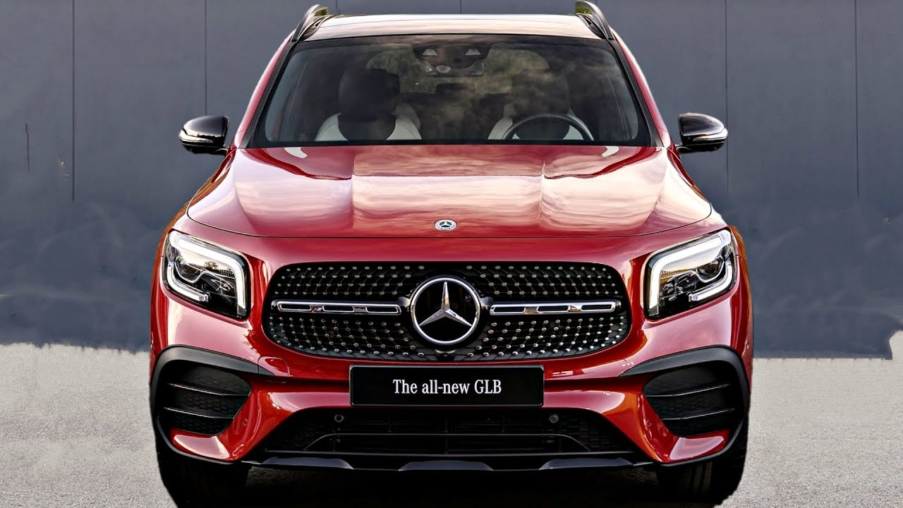 Mercedes Glb 2021 Glb 220d 4matic Great Family Suv Interior Exterior Full Review Mercedes Glb Cmc Distribution English