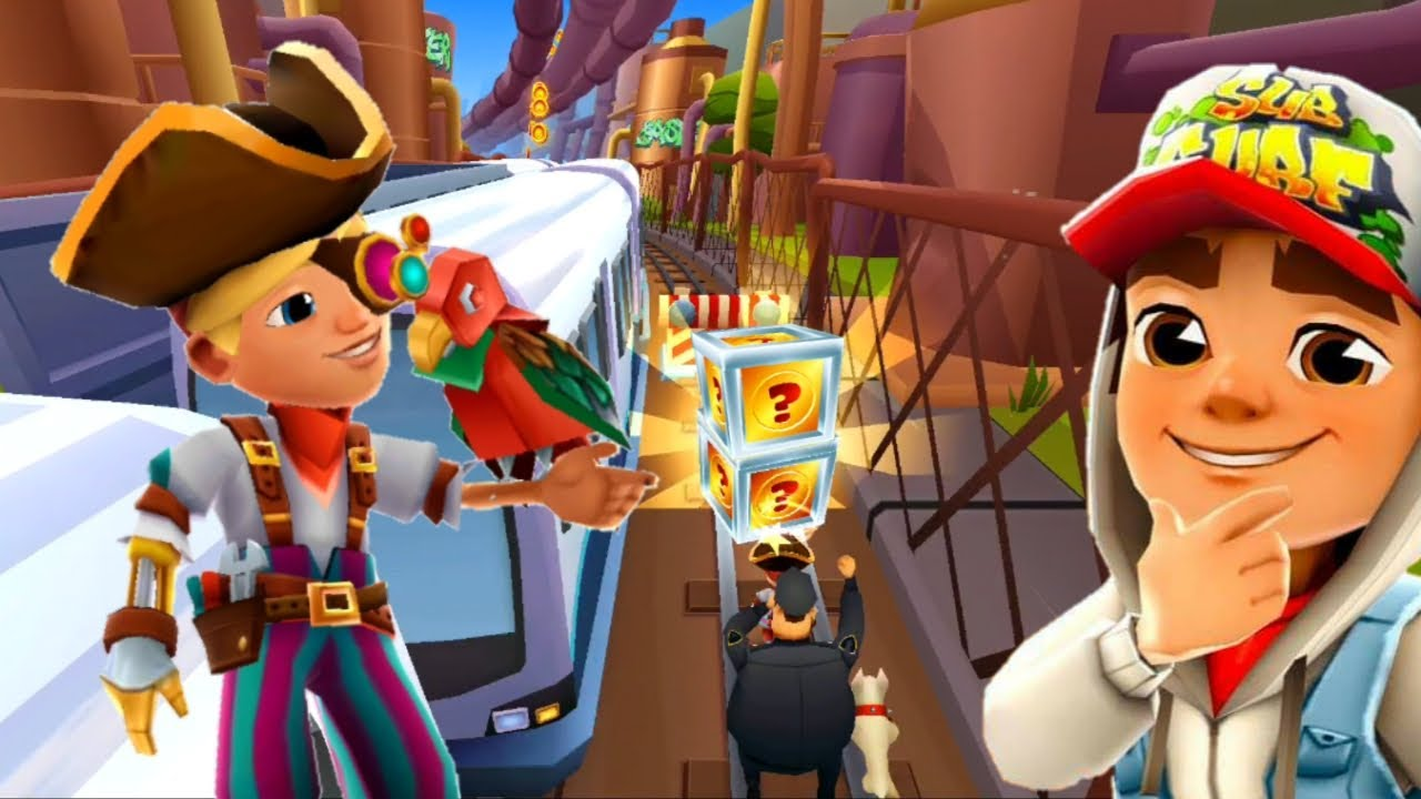 Subway Surfers New York 1.44.0 Mod APK - Unlimited Coins