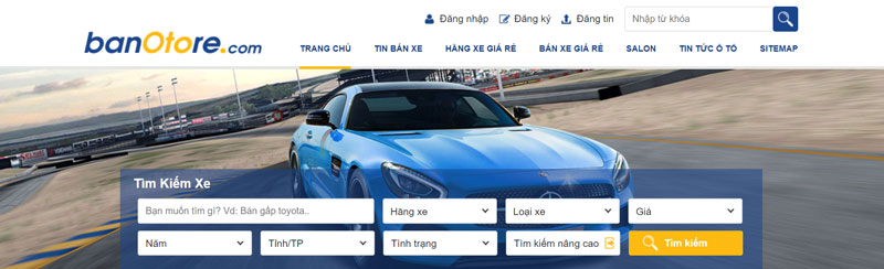 website-dang-tin-mua-ban-o-to-re