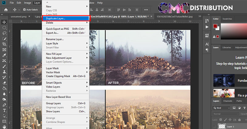 cach-copy-layer-cuc-nhanh-trong-photoshop