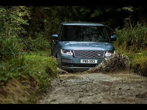 2018 New Range Rover – Design, Technology and Performance |XEHAY.VN|