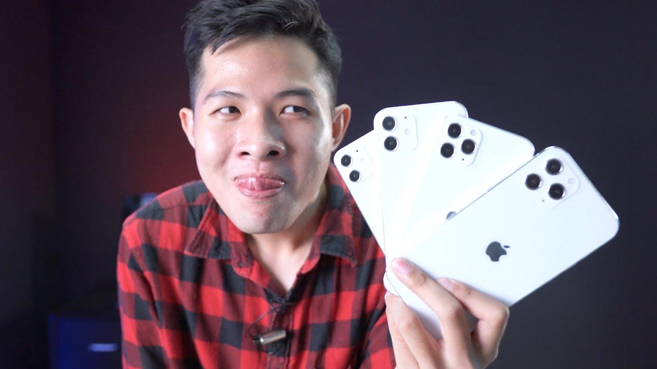 REVIEW iPHONE 12 NHANH NHẤT THẾ GIỚI KHÔNG CẦN XEM CŨNG BIẾT!!!!