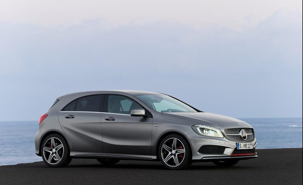 [Review] Tìm hiểu xe Mercedes A250 AMG