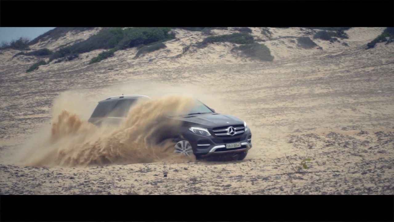 [XEHAY.VN] Trailer Review Mercedes-Benz GLE400 4MATIC