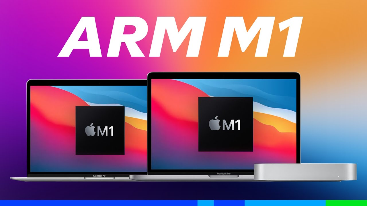 "Apple Hứa Rất Nhiều về Macbook Air, Macbook Pro 13"" & Mac mini (ARM M1)!"