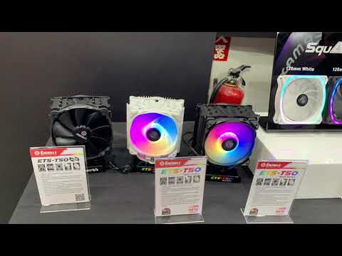 Computex 2019 with AZPC, day 3 - a ton of new technology, new pc, new laptop, new gaming gear...