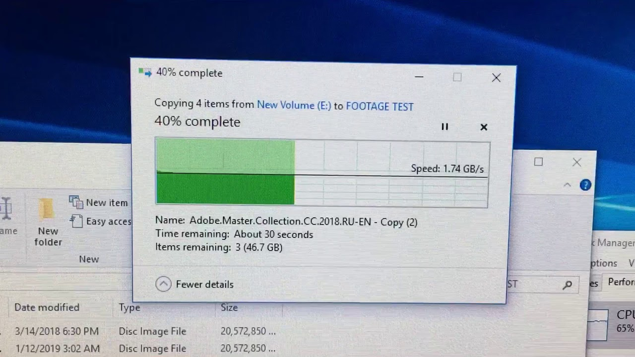 High speed ssd copy, this crazy storage for film editor and colorgrading 8k raw