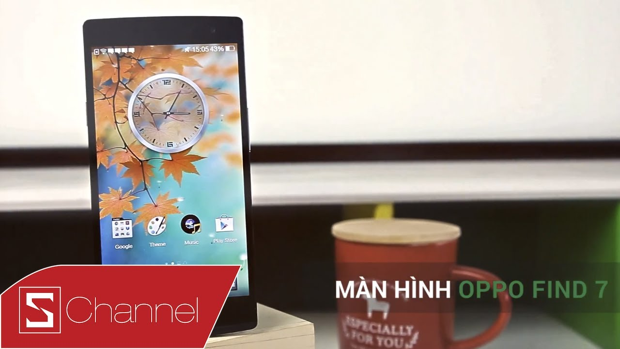 Schannel - OPPO Find 7a is coming soon !!! - CellphoneS