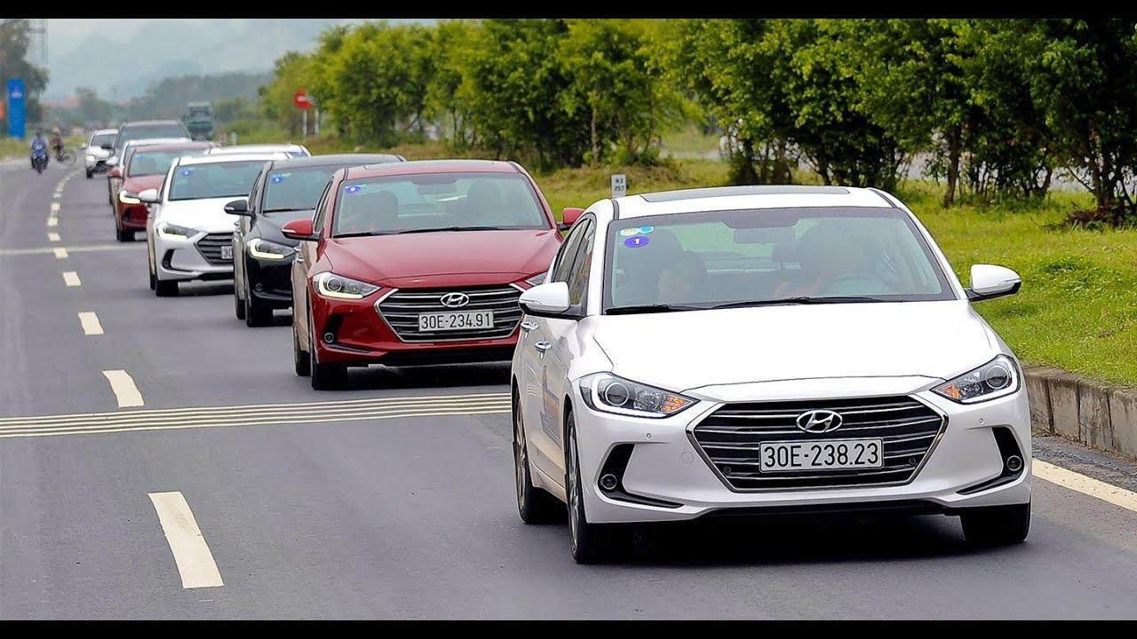 Autodaily.vn | Hyundai Elantra 2016 tiêu thụ bao nhiêu lít xăng/100km?