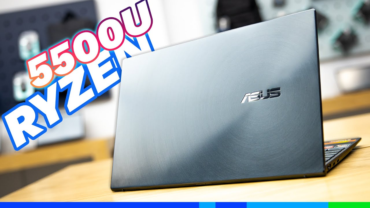 AMD Ryzen 5500U: Giới hạn mới cho Ultrabook!