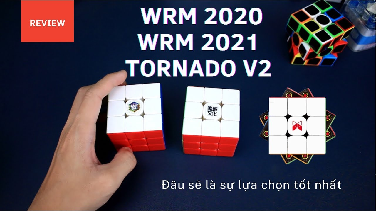 Review chi tiết Moyu Weilong WRM 2021