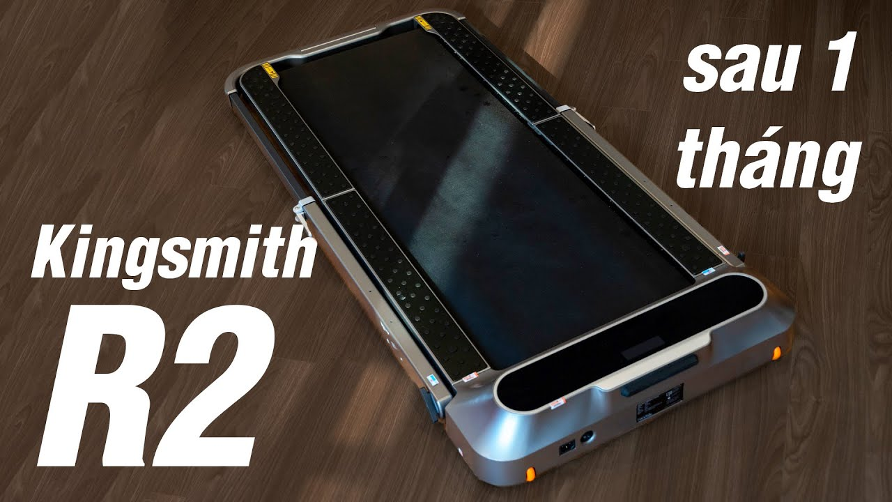 Review Kingsmith R2 Pro